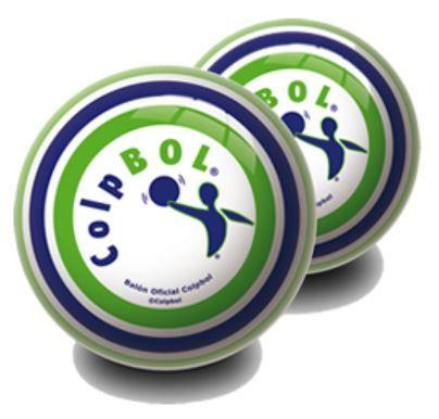 Material deportes colectivos. Balón de colpbol