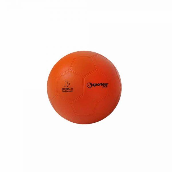 Material deportivo para colegios. Balon de 220 mm. de goma blanda rugosa de doble capa, tacto y durabilidad. Iniciación. Disponible: 4 colores.